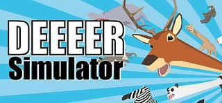 迫真 ごく普通の鹿のゲーム「DEEEER Simulator」【淫夢&ゆっくり実況】