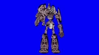 古代の機械巨人先輩BB