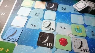 スクストのボードゲーム2020年仕様を作ってみる#2【エテルノカレーパン大作戦!エボリューション】