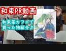 【京都和束町PR動画#2】和束茶カフェで買った物紹介!