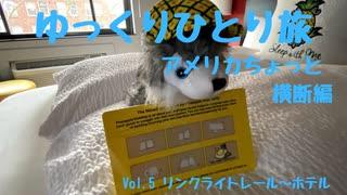 【ゆっくり】ひとり旅『アメリカちょっと横断編』 Vol.5