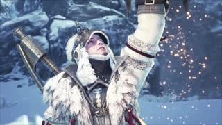 【MHW:I】遅ればせながら、アイスボーンに挑んでみた【初見】第2狩猟