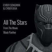 [ボカロカバー] All The Stars (ブラック