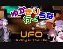 ゆかきり+ウナが行くUFO-a day in the life-6枚目