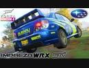【XB1X】FH4 - Subaru Impreza WRX STI - 全開ドライブ18Y秋