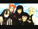 【 MMD of demon 】 Kimeki Friends