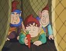 白雪姫の伝説 第11話 お城の中を大冒険