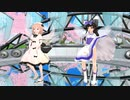 【東方MMD】 「光の三妖精」の二人で ♪ キレキャリオン ♪ [1080P60fps]