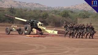 インド陸軍の軍事演習『Exercise Topchi』