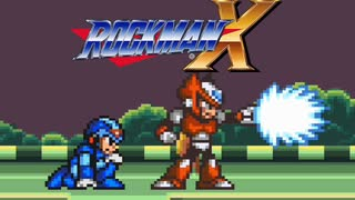 【実況】ロックマンゼロ&ゼクスのためにロックマンXやる #1
