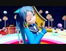 【MMD艦これ】五月雨で「メグメグ☆ファイヤーエンドレスナイト」