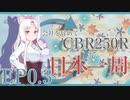 [買い物編その1] 会社を辞めてCBR250Rで日本一周 EP:0.3