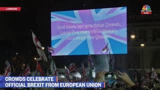 Brexitカウントダウン イギリスEU離脱の瞬間