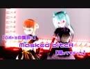 【ロボトミ自職員に】Masked bitcH【踊ってもらった】