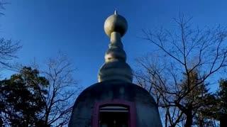 2020年01月31日2枠目 かつてミイラがあった??太陽聖髪教団の仏舎利塔があるらしい2020