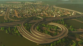 【Cities:Skylines】DLCを待ちわびる都市開発 #5~7【ゆっくり実況】