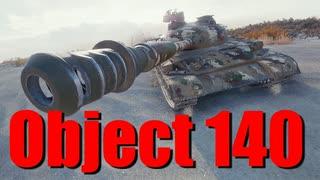 【WoT:Object 140】ゆっくり実況でおくる戦車戦Part676 byアラモンド
