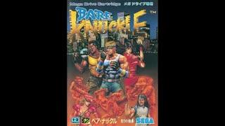 1991年08月02日 ゲーム ベア・ナックル 怒りの鉄拳(メガドライブ) BGM 「01 The Streeet Of Rage」(古代祐三)