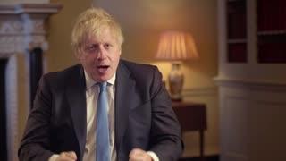 とある冬アニメが過激すぎて結果的にEU離脱を決断するボリス首相