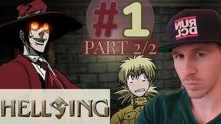 【海外の反応 アニメ】HELLSING OVA 1話 パート 2-2 アニメリアクション