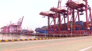 中国、一部の米国製品の追加関税率を半減