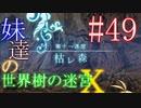 【世界樹の迷宮X】妹達の世界樹の迷宮X #49【VOICEROID実況】