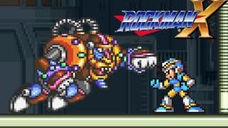 【実況】ロックマンゼロ&ゼクスのためにロックマンXやる #3