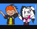 【手書き】キバナとネズでい~やい~やい~や【ポケモン剣盾】