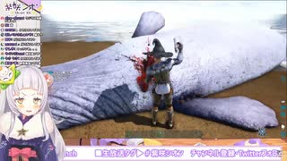 鯨の死体大好きマンの紫咲シオン。