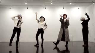 【A3!】今年詩興湧無!ライムライト 踊っ
