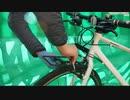 クロスバイクにフロントキャリアを付ける時の注意点【ATB-FR3】
