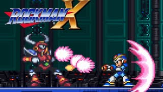 【実況】ロックマンゼロ&ゼクスのためにロックマンXやる #4