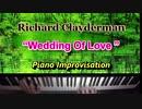 リチャードクレーダーマン 【夢の中のウェディング】 弾いてみた ピアノ即興