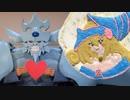 バレンタインクッキーを作るオベリスクの巨神兵