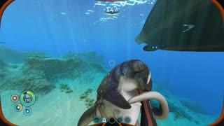 【Subnautica】元樵が海でサバイバるサー