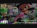 082 ゲームプレイ動画 #891 「スプラトゥーン2 サーモンラン」