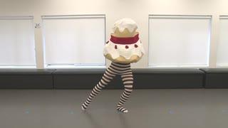 ケーキの着ぐるみで「シュビドゥビ☆スイーツタイム」①