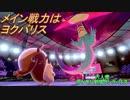 【ポケットモンスターソード・シールド】相棒はヨクバリス!【すまーと】Part1
