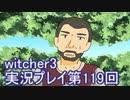 探し人を求めてwitcher3実況プレイ第119回