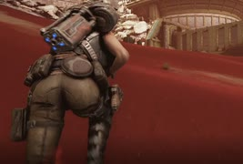【Gears 5】 ゆっくり実況.24 授業妨害はダメです【Gears of war】