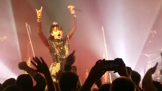 Babymetal - Road of Resistance Live at the Great Hall in Cardiff.