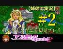 【姉弟で実況】PS「アンジェリークspecial2」弟が宇宙を育てる初見プレイ #2