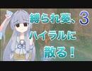 【ゼルダBotW】縛られ葵、ハイラルに散る! 3rd【ボイチェビ実況プレイ】
