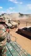 【あわや大惨事】ルーイカット装甲車が観客席に突っ込みかける
