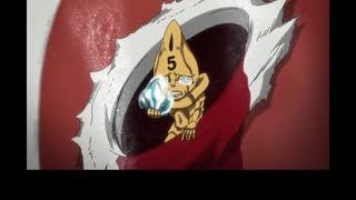ジョジョの奇妙な冒険GW 英語吹替版 第15話 If your razor-sharp instinct hadn't turned back the hands of time...