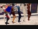 【Fate/MMD】美脚戦隊インド
