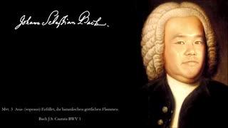 ヌッし↑よ↓、人の望みの喜びよ BWV 147