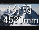 第26位:【1分弱登山祭応援】大阪天保山 攻略RTA【ゆっくり】