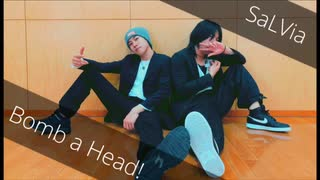 【5人の振付を2人で】Bomb a Head![TV siz