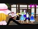 【東方MMD】#11 ようこそ寺子屋へ!(修正版)